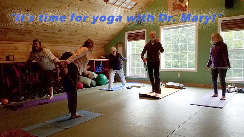 Yoga Classes Kintner Chiropractic Center